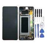 Pantalla Lcd Samsung Galaxy S10 Plus Y S10  Kit Completo