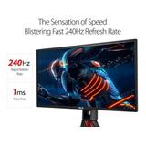 Monitor Asus Rog Strix Xg258q 24.5 240hz Full Hd