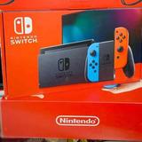 Nintendo Switch 2019 Renovada Más Juegos