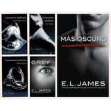 Saga Cincuenta Sombras De Grey  E. L. James
