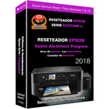 Reset Epson L850 L810 L805 L375 L475 L395 L555 Envio Gratis