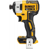 Dewalt 20v Max Xr,impact Driver,brushless,3-speed,tool Only