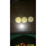 Monedas De 100/50pesos Colombianos Del Año 93/95
