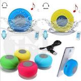 Bocinas Por Bluetooth Resistente Al Agua.