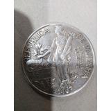 Moneda De 1 Balboa De 1934