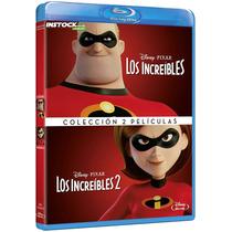 Pelicula Los Increíbles Saga Hd 1080p Entrega Inmediata