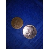 Moneda De Estados Unidos  De 1980