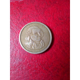 Se Vende Moneda De  John Adams 1797-1801 En 100 Doláres