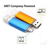 Memoria Usb De 16 Gb Otg Micro Usb Para Celular Y Pc