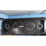 Radio Bocina, Sony Gtk-x1bt