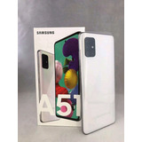 Samsung A51 128gb Nuevo Sellado Factura