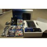 Sony Ps4 -500gb Nuevo