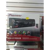 Reproductor Pioneer Deh X1950ub