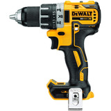 Dewalt 20v Max Xr Brushless Drill/driver, Compact -bare Tool