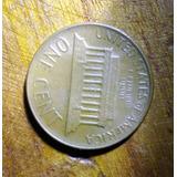 Moneda D Un Centavo De 1964 Sin Las Letras Fg
