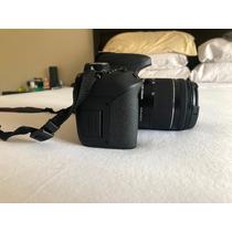 Camara Canon Rebel T7i Con Objetivo 18-55 Mm 2019