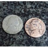 Monedas Únicas... Cobre Y Niquel