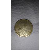 Moneda Antigua De Dolar Del Año 2000