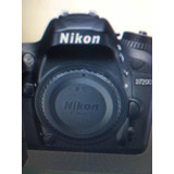 Nikon D7200 24.2mp Camera