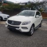 Mercedes Benz Ml350 2013 $ 19999