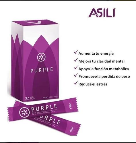 Asili Purple Envío Gratis