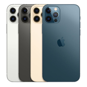 iPhone 12 Pro Max 256gb Nuevo Entrega Inmediata (coverfree)