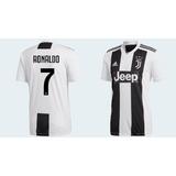 Camiseta Cr7 Juventus Al Mayor Y Detal
