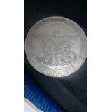 Moneda De Coleccion De Las Olimpiadas Bolivarianas De 1973
