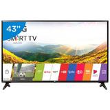 Smart Tv Led Lg 43lj55 43 Pulgadas