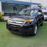 Ford Explorer 2014  $ 14999