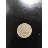 Vendo Moneda Antigua 2 1/2 Año 1907