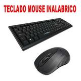 Combo Inalambrico Ws610 Teclado Y Mouse
