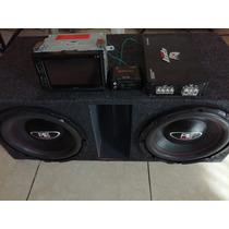 Se Vende Equipo De Sonido Completo 67054144