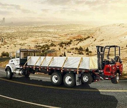 Servicios De Transporte En Camión