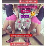 Kdrops Glutex - Aumenta Hasta 3cm Por Mes