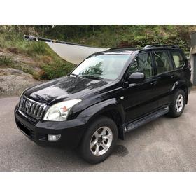 Toyota Land Cruiser 3.0d-4d Gx Aut,2006