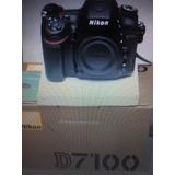 Nikon D7100 24.1mp Camera