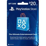 Tarjeta Playstation Store $20 (código Digital)