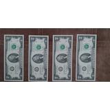 Billetes De 2 Dólares Nuevos