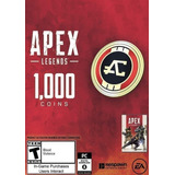 2.150 Apex Coins  Pc  Ps4  Xbox One (código Digital).