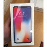 Apple iPhone X 256gb Unlocked Entrega Inmediata Somos Tienda