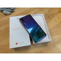 Huawei P20 Pro 128gb 6ram Liberado Sellado Garantia De Un Añ