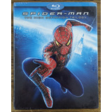 Spiderman: The High Definition Trilogy. Blu-ray