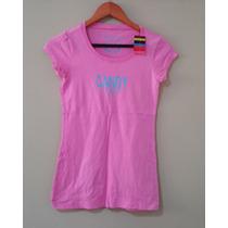 Sueter Request Candy Talla M, Color Rosa, Nueva